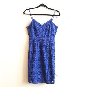 🎉TAKE 50% OFF!🎉 Madewell Cami Eyelet Dress